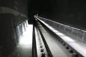 Tunnelsicherheitsbeleuchtung