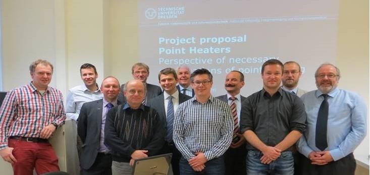 Projekt EuroPoint erfolgreich abgeschlossen