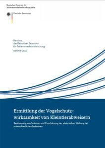 Forschungsbericht Vogelschutz