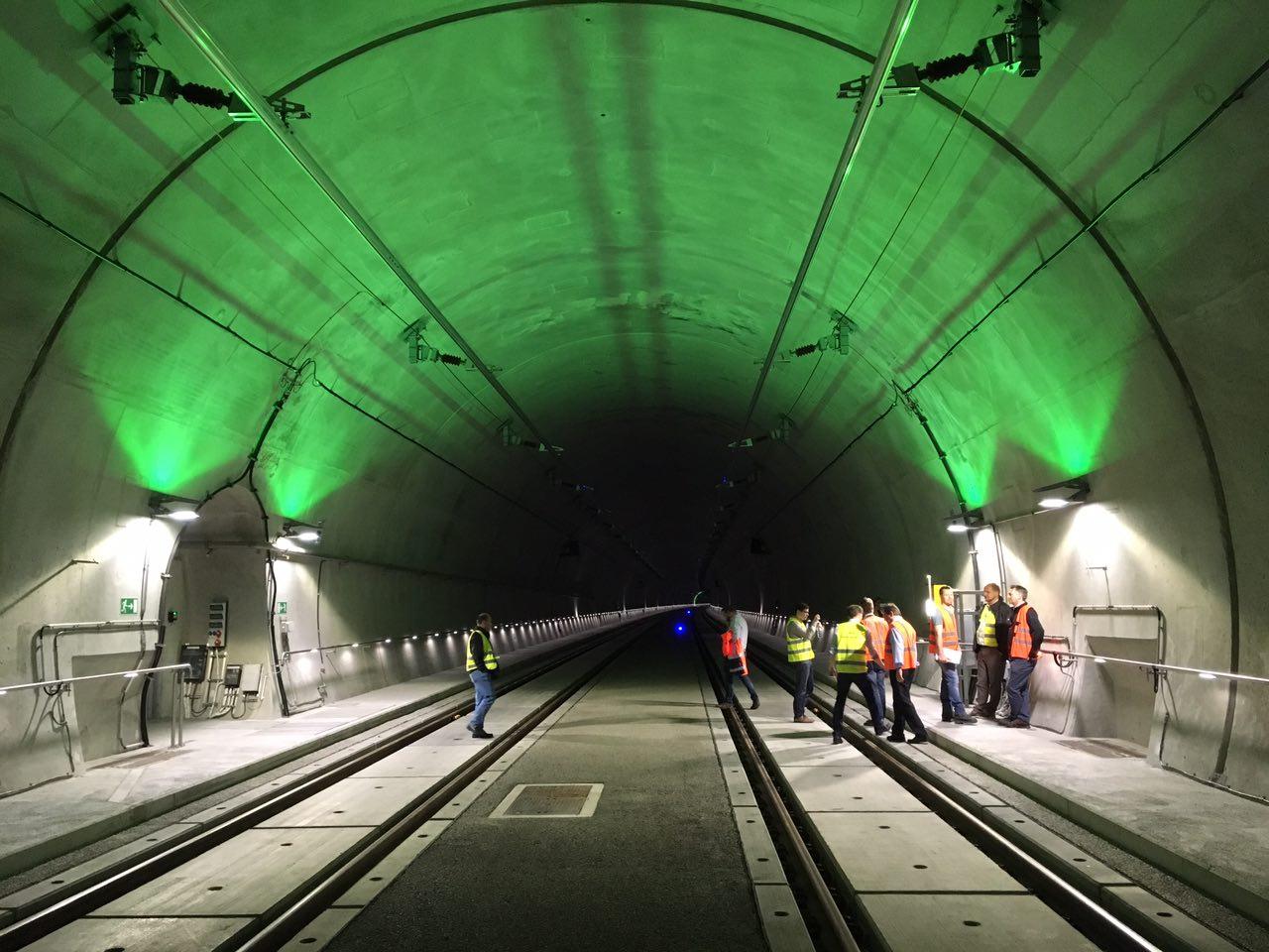 6. Tunnelsymposium in Bellinzona
